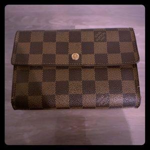 Louis Vuitton Bags - Louis Vuitton wallet (free shipping)